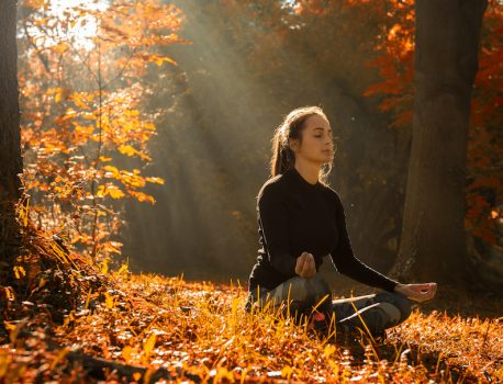 保護中: ヨグマタ瞑想体験談「瞑想をして楽になる生き方」